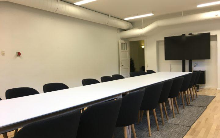 Store mødelokale, Lokale 101